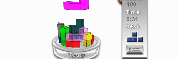 A torus style game