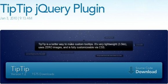 TIP TIP J Query Plug-in