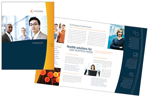 10 effective brochure designs for your inspiration for Successful brochure design