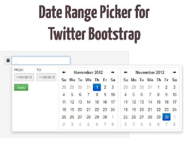 6 Top of the Line jQuery Date Picker Plugins