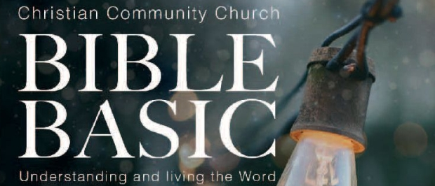Bible Basic Flyer Template