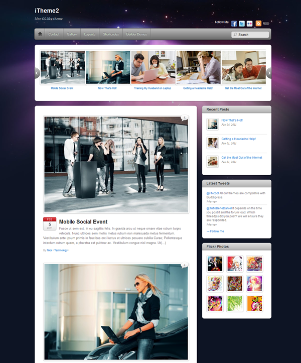 Best Free WordPress responsive themes (2)