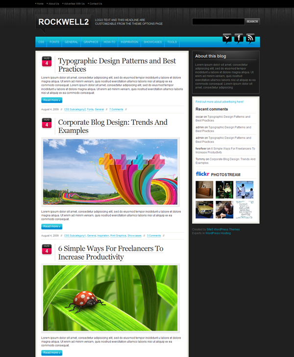 Best Free WordPress responsive themes (4)