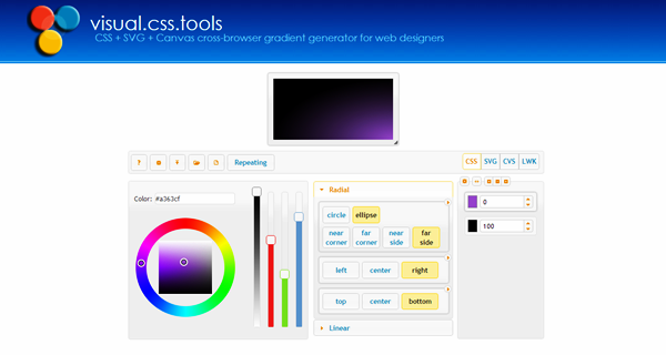 Best CSS tools and Generators (3)