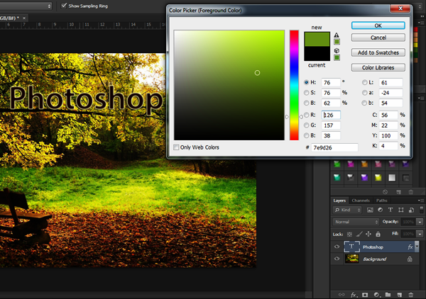 Photoshop Tips For Web Developers (3)