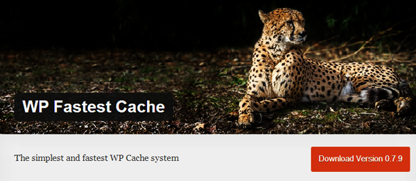 WordPress Cache plugins (5)