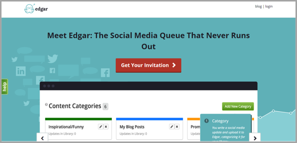 5-meet-edgar-example-of-social-media-management-tools